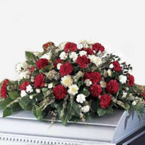 Denville Florist | Red & White Tribute