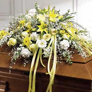 Denville Florist | Lovely Casket Spray