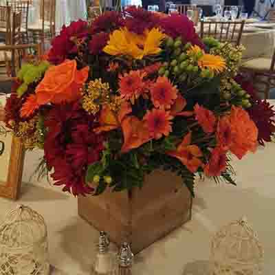 Denville Florist-Beautiful Table
